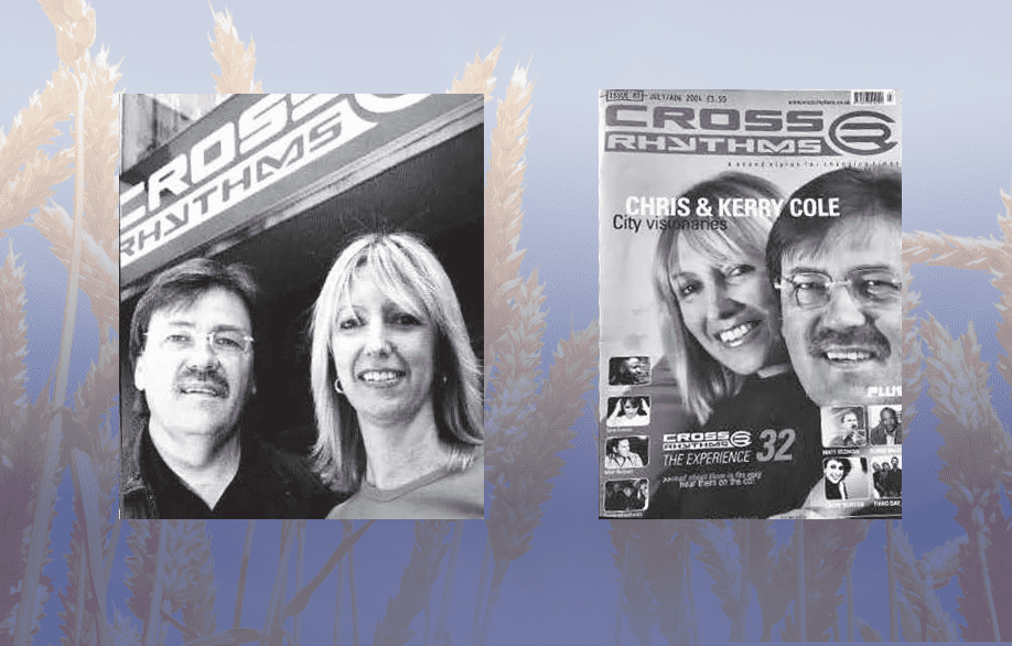 UK Christian media forerunners, Chris and Kerry Cole share their extraordinary journey