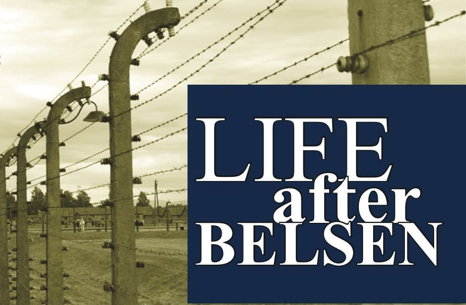 Life After Belsen offers fresh insights into the Holocaust and aftermath of WWII