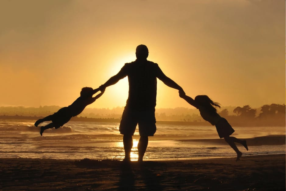 Father's Day – Being a dad is one of the greatest gifts!