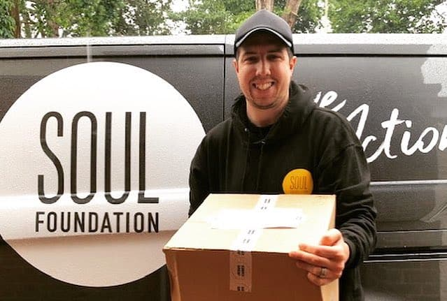 Soul Church, Norwich shows God's love in action with 2 million meals