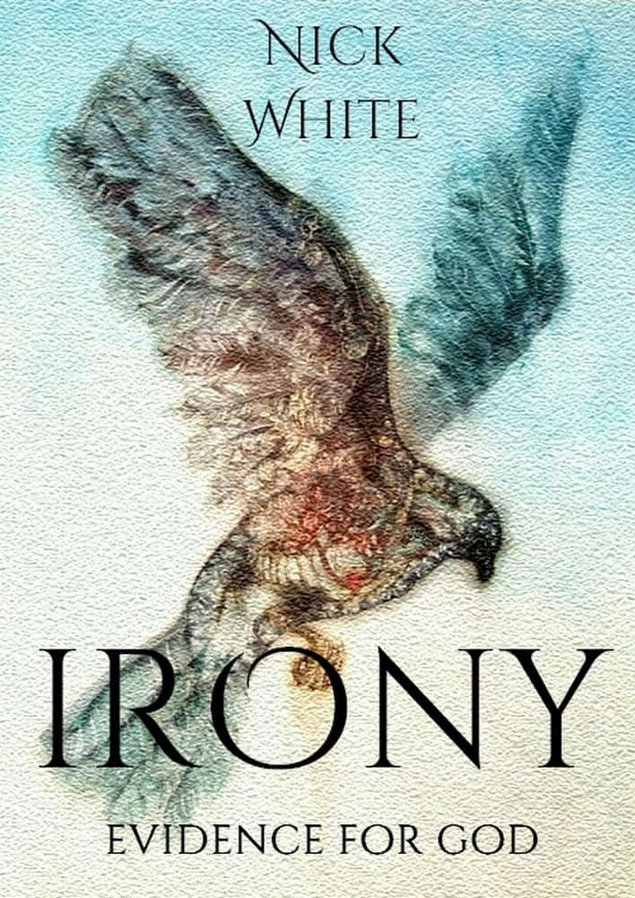 Irony book cover