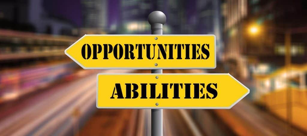 God-abilities God-opportunities