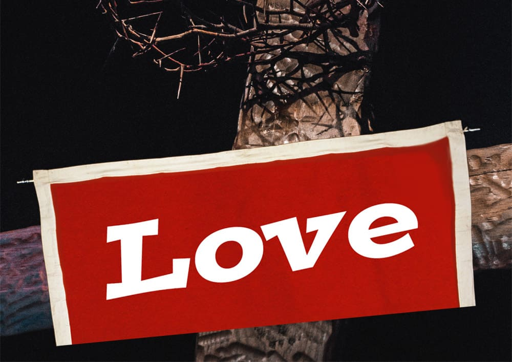 God's Love is Your Cover Photo