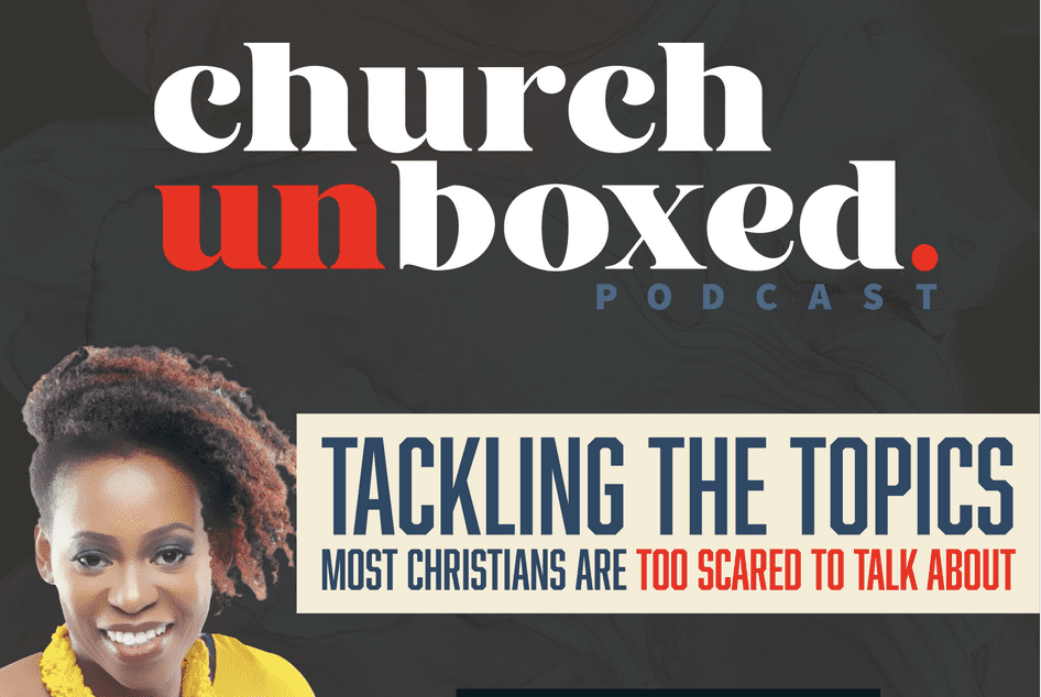 The Church Unboxed -SarahTéibotacklestough topics in new podcast